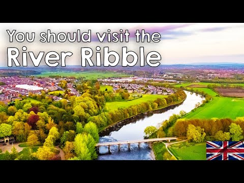You Should Visit The River Ribble In Lancashire 🇬🇧
