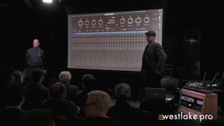 Brian Vibberts on Mixing With Antelope Software - Part 10 | Westlake Pro