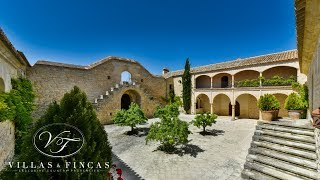 Spectacular historical Hacienda for sale near Ronda Andalusia