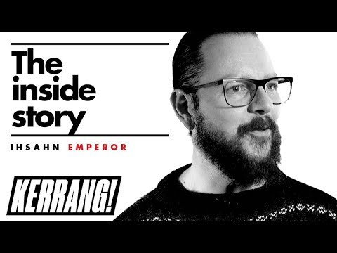 IHSAHN on the Making of Emperor's Anthems to the Welkin at Dusk