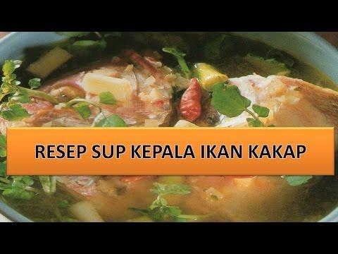 video clip hay resep masakan sup ikan kakap merah