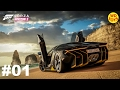New Forza Horizon 3 Racing Game PC Microsoft Walkthrough Gameplay HD EP 1