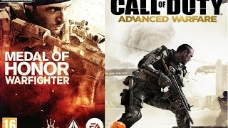 Call of Duty®  Advanced Warfare Challenge Medal Of Honor Warfighter