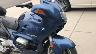 1997 BMW R1100RT review
