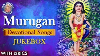 Murugan Devotional Songs | Collection Of Popular Murugan Songs | Murugan Songs Jukebox