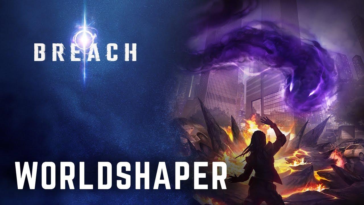Breach – Worldshaper Veil Demon Class Trailer