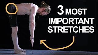 The 3 Most Important Stretches For Movement