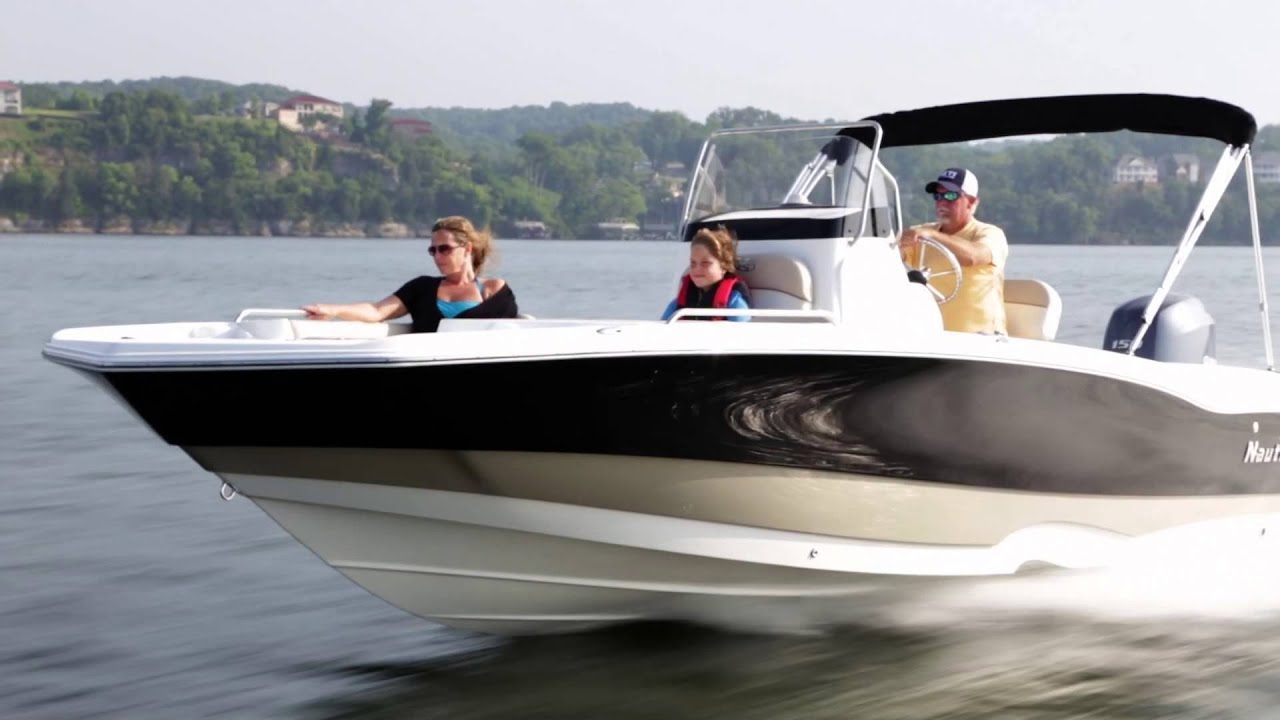 Nautic Star Boats >> 231 Coastal and Angler Pleasure and Fishing Boat by ...