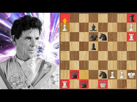 "Craziest Chess Game Ever | ""Hungry Hungry Hippo"""