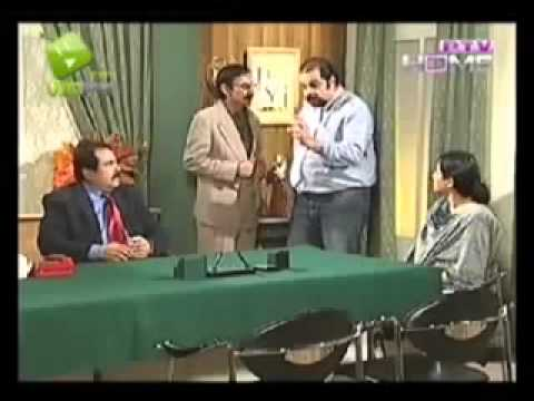 Afsar Bekaar E Khaas By PTV Home, Episode 139, Comedy Drama Serial, 9th October 2013, Full Episode