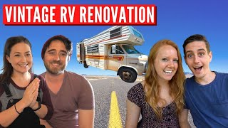 Vintage RV Renovation + Worst Food | Chat With@The Endless Adventure | Travel Beans Podcast 3