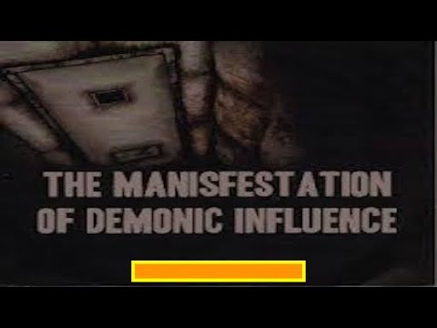 Demonic Manifestations! A Must See Teaching For Your Deliverance Ministry!
