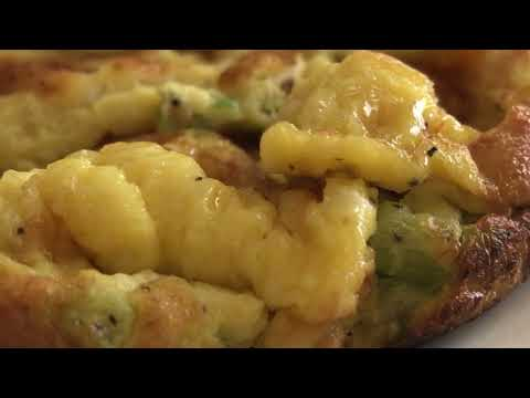 Asian Omelette - Free Stock Footage