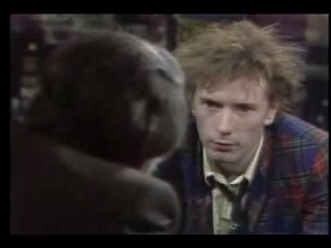 Public Image Limited (John Lydon) on Tom Snyder 1980 Part 1