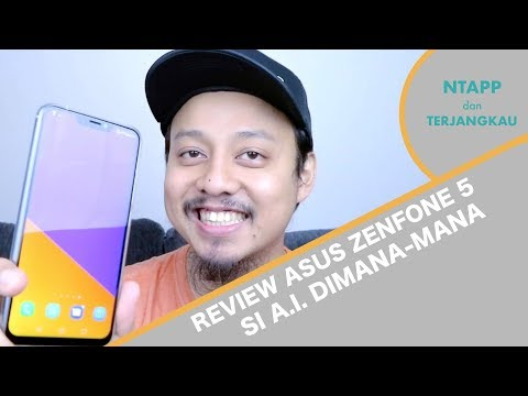 Review Asus Zenfone 5 - Indonesia