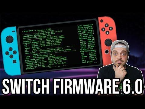 Nintendo Switch Firmware 6.0 LEAKED!   RGT 85