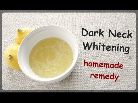 Dark Neck Whitening