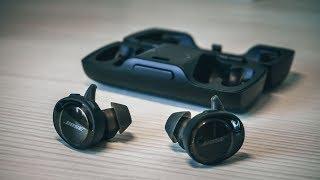 Bose Soundsport Free - los mejores auriculares sin cables - Review en Español