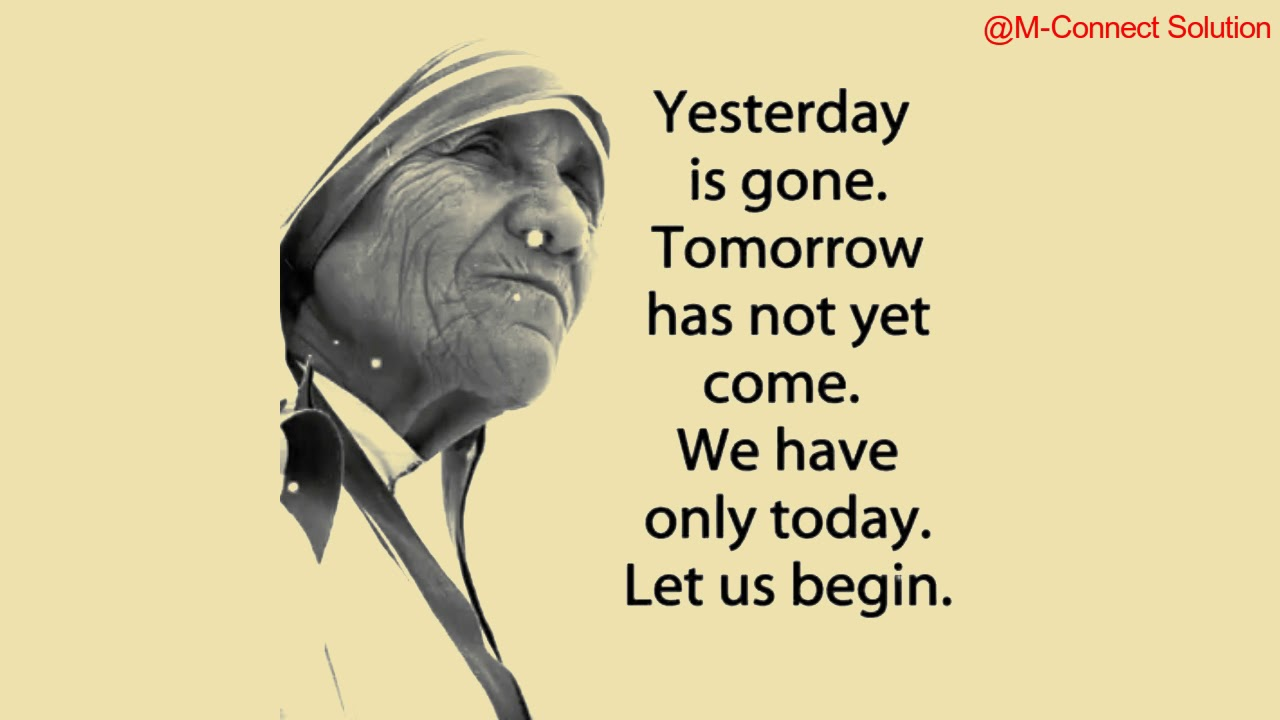 Mother Teresa Motivational Quotes Status Whatsapp Statusm