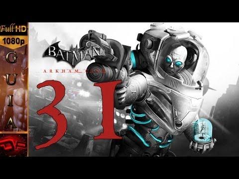Batman Arkham City Español - Parte 31 | Nora Freeze | 1080p Guia Gameplay en Español Let's Play Walkthrough PC/Xbox360/PS3