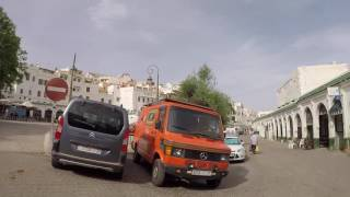 Gambar cover Maroc Route Moulay Driss Volubilis, Gopro / Morocco Road Moulay Driss Volubilis