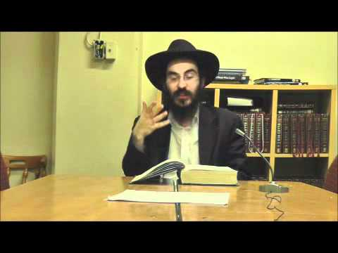 Ayin Bais 8 Rabbi Shalom Ber Cohen