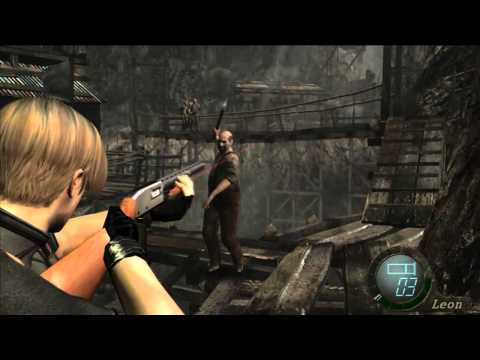 Let's Play Resident Evil 4 HD Remake ~Part 6~: Traditionelle Kampfmusik