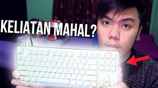 XIAOMI BIKIN KEYBOARD KEREn!?!? - Xiaomi Yuemi MK01 Mechanical Keyboard Review Indonesia