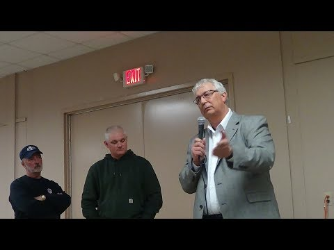 Cass County Property Rights Feb. 17  Public Meeting - Part 1 - Kevon Martis