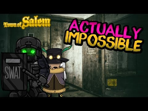 ACTUALLY IMPOSSIBLE | Coven Double Feature | Town of Salem Coven