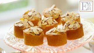 raspberry almond thimble cakes   entertaining with beth