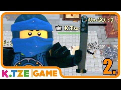 Lego Ninjago Turnier Der Tapferen 🥊 Deutsch - Spiele Online Auf Toggo | Folge 2.