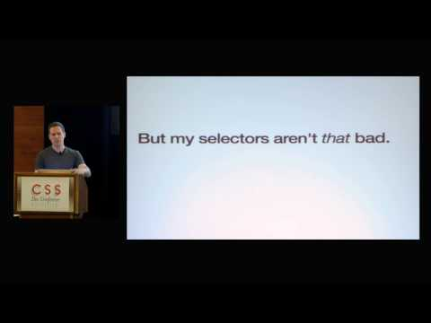 Philip Walton's Web Components and the Future of Modular CSS at CSS Dev Conf