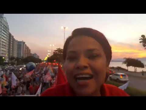 REVOLUÇÃO À BEIRA-MAR EM FLORIPA
