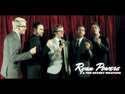 Mr. Sunshine - Ryan Powers and The Secret Weapons (Official Music Video)