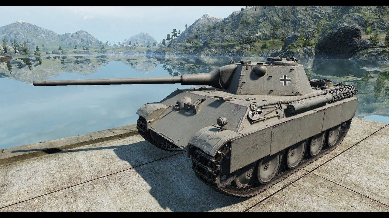 Image result for world of tanks panther ii