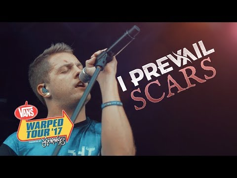 "I Prevail – ""Scars"" LIVE! Vans Warped Tour 2017"
