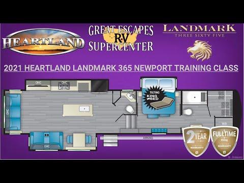 2021 HEARTLAND LANDMARK