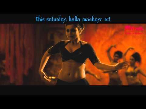 Aga Bai OFFICIAL Song Teaser 2 | Aiyyaa | Rani Mukerji & Prithviraj Sukumaran