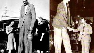10 Tallest People In History
