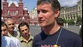 Bavaria Moscow City Racing 2009: Репортаж 1 Канала