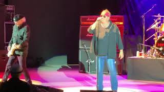 """Loverboy performing When it's over"""" live in Pleasanton CA June21, 2019"""