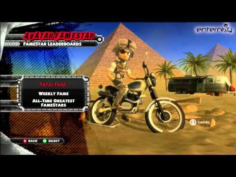Motocross Madness Video Review (Greek)