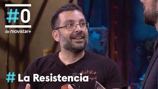 LA RESISTENCIA - Entrevista a Salva Espín Parte 2 | #LaResistencia 16.05.2019