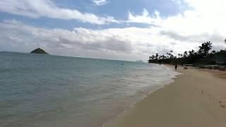 ハワイ ラニカイ・ビーチ(Hawaii Lanikai Beach) thumbnail