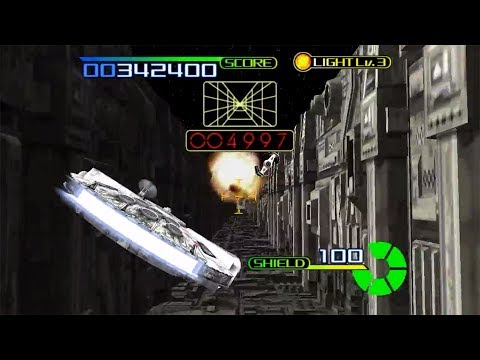 STAR WARS TRILOGY ARCADE - PERFECT PLAYTHROUGH (ALMOST)