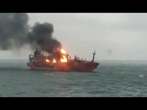 Ship accidents in recent times