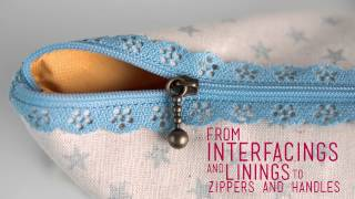 Lisa Lam Craftsy Class Promo - 20 Ess. Techniques For Better Bags