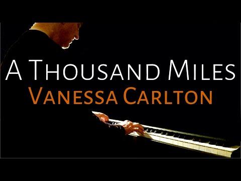 A Thousand Miles  Vanessa Carlton piano  BEYOND THE SONG Scott Willis Piano
