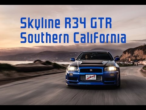 HOW IS THIS LEGAL?! Factory Skyline R34 in Southern California!!